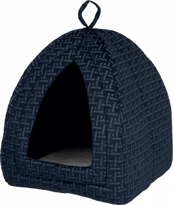 niche d 39 int rieur et abri douillet ferris pour chien. Black Bedroom Furniture Sets. Home Design Ideas