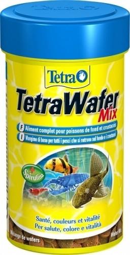 Tetra Wafermix poissons de fond