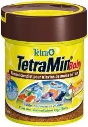 Nourriture pour alevins poissons Tetra tetramin baby 66 ml