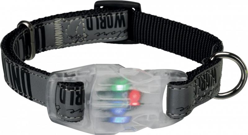 USB Explore Collier pour chien rechargeable avec câble USB