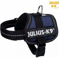 JULIUS K9 Arnés K9-Power Burdeos, Baby 1 para perros pequeños y cachorros