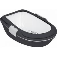 Bac à litière Berto XL, Système hygiénique de tri des déchet