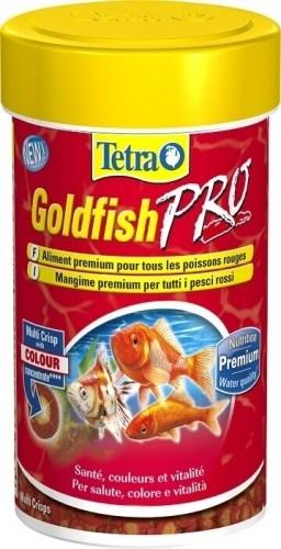 Flocons pour poissons d 39 eau froide tetra goldfish pro for Flocon pour poisson