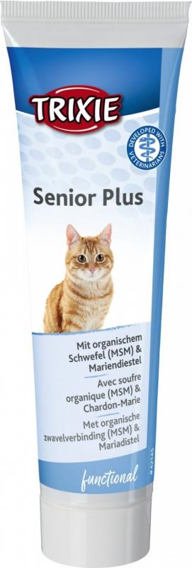 Senior Plus Nahrungsergänzungsmittel für ältere Katzen