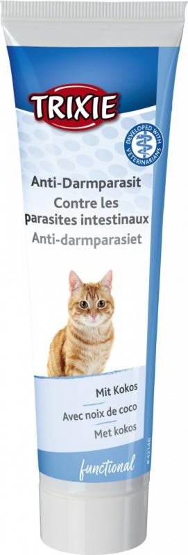 Complemento Alimentario contra los Parásitos Intestinales para Gato Adulto