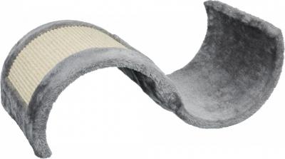 Griffoir vague Wavy pour chat - gris/naturel