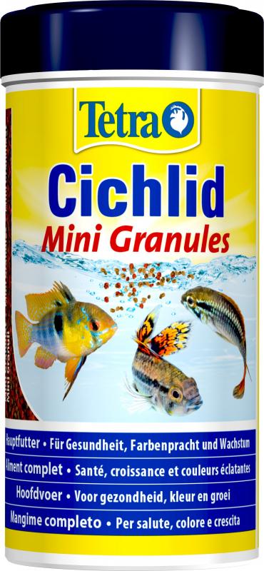 Tetra Cichlid Mini Granulaat