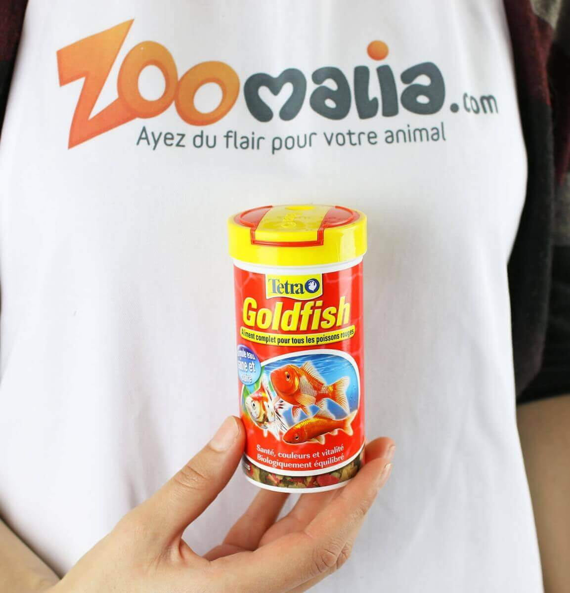 Tetra Goldfish FLOCONS poissons rouges - de 100ml à 10L_5