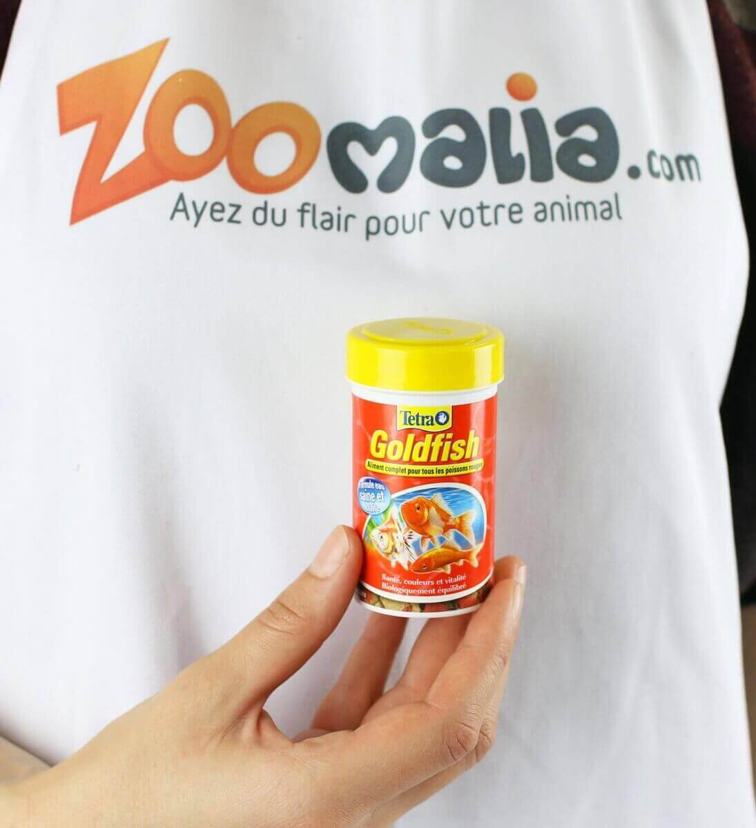 Tetra Goldfish FLOCONS poissons rouges - de 100ml à 10L_4
