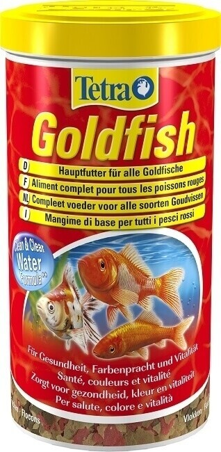 Tetra Goldfish FLOCONS poissons rouges - de 100ml à 10L_1