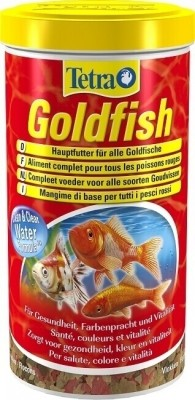 Tetra Goldfish FLOCONS poissons rouges - de 100ml à 10L