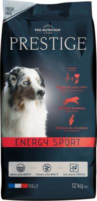 PRO-NUTRITION Flatazor PRESTIGE Energy Sport pour Chien Adulte Actif