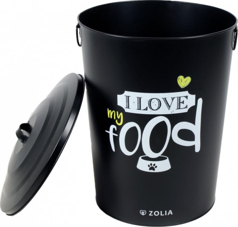 Conteneur à croquettes pour chien Zolia - 46L soit 12kg
