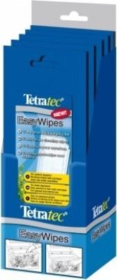 tetra easywipes 10 lingettes de nettoyage pour aquarium nettoyage des vitres. Black Bedroom Furniture Sets. Home Design Ideas