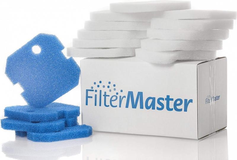 Lot de masses filtrantes pour EHEIM Pro 1, 2 et eXperience 350