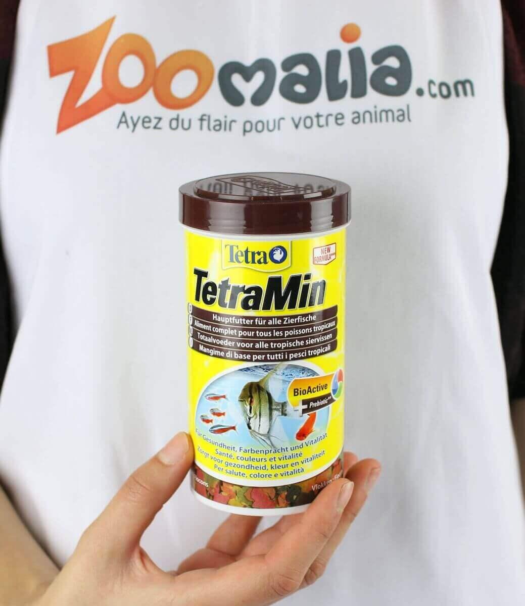 TetraMin flocons pour poissons tropicaux de 100ml à 10L_6