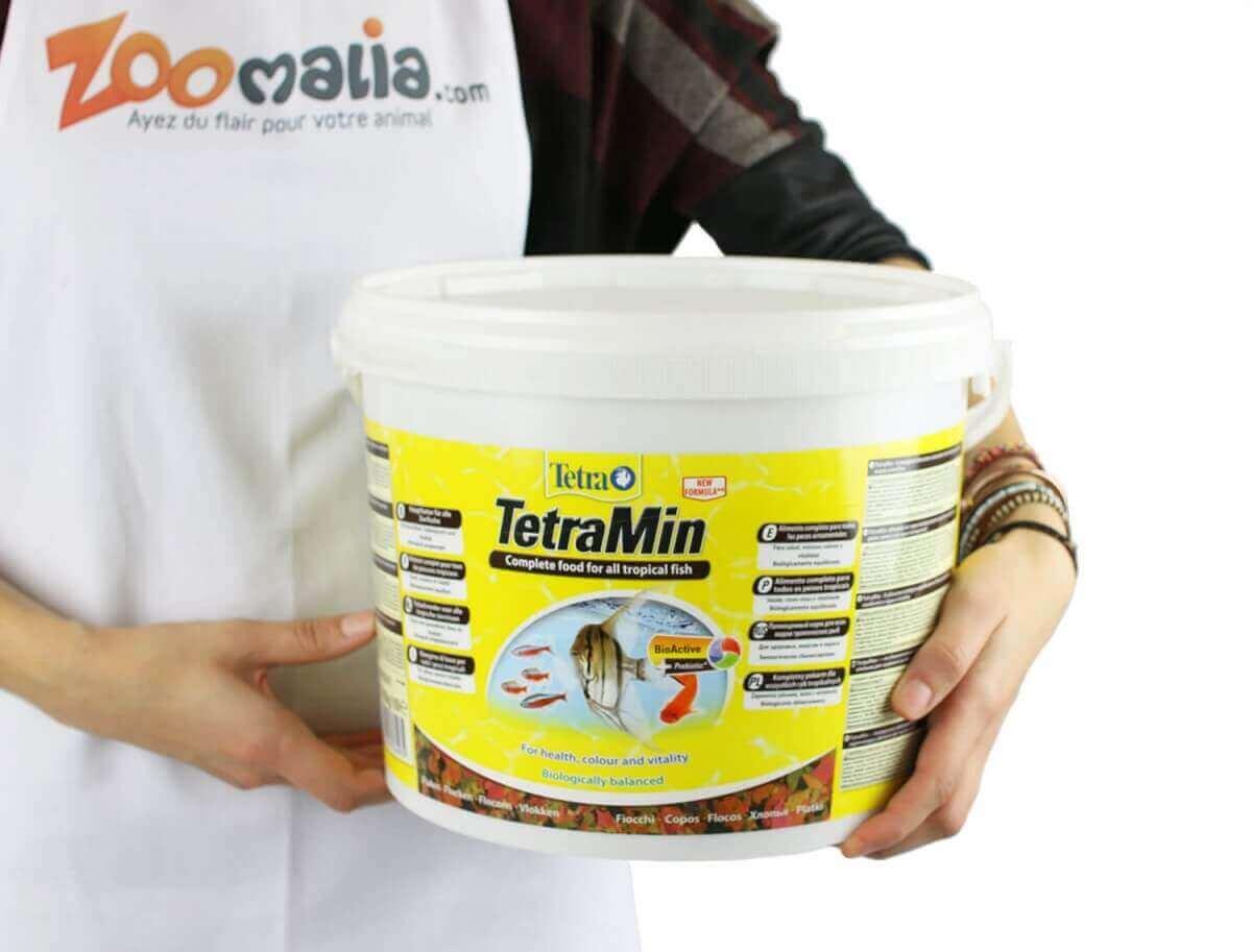 TetraMin flocons pour poissons tropicaux de 100ml à 10L_8