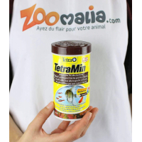 TetraMin alimento en copos para peces tropicales de 100ml a 10L