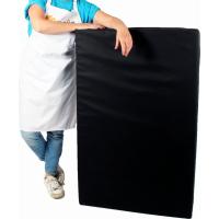 Matelas Noir déperlant Maxi épaisseur Zolia Naya - 110cm