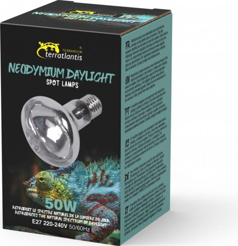 Terratlantis Neodymium Daylight Lumière du jour