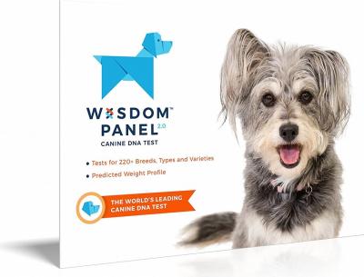 Wisdom Panel 2.0 Test d'identification ADN