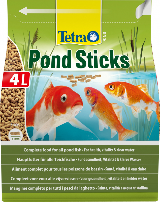 TetraPond Sticks de 1 à 40L