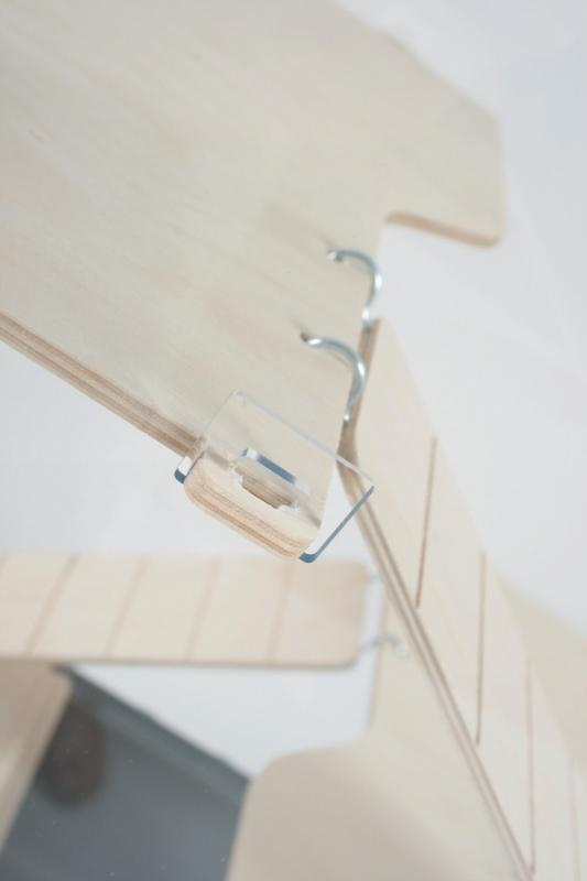 Cage NEVO Royale pour grands rongeurs, Plusieurs couleurs, H108cm