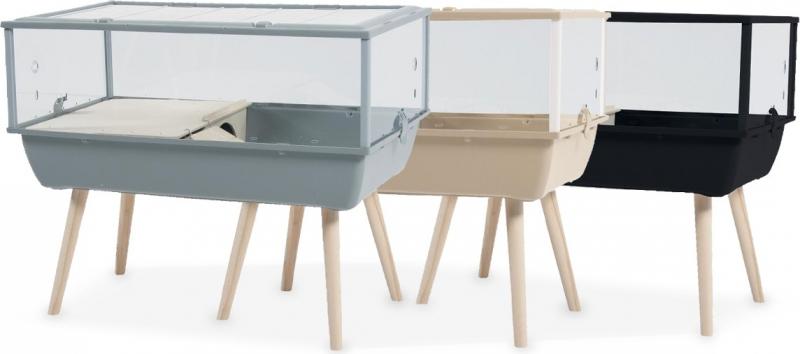 Cage NEVO Prestige pour petits rongeurs - Plusieurs couleurs