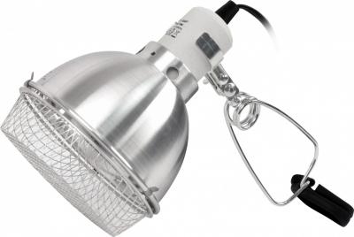 Support de lampe avec douille céramique et dôme