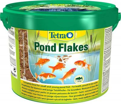 TetraPond Flakes de 1 à 10L