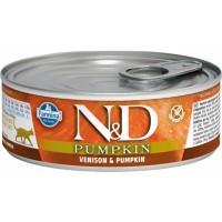 Pâtée FARMINA N&D Pumpkin sélection 80g pour Chat Adulte - 7 Saveurs au Choix