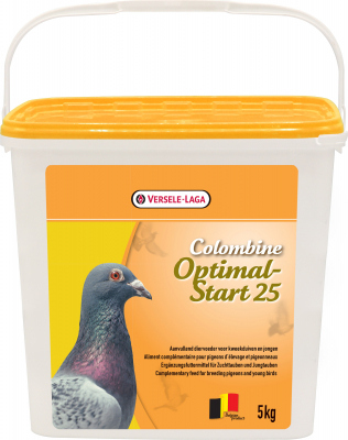Optimal Start 25- Colombine pour pigeon d'ornement