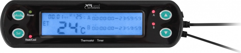 Thermostat digital 2 circuits