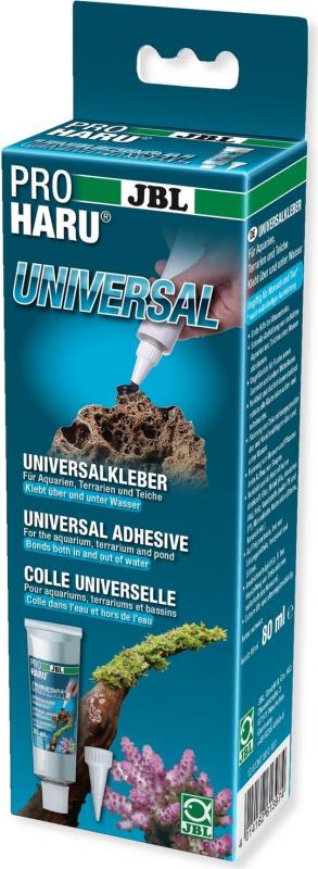 JBL ProHaru Universal Colle universelle noir pour aquarium