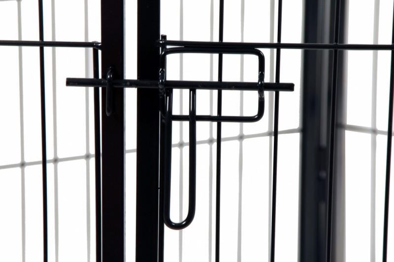 Enclos pour chiot, chien ou autres animaux, modulable et sécurisé Zolia - Diam. 200cm