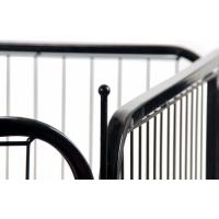 Cerca para cachorro, cão ou outros animais, flexìvel e de segurança Zolia - Diametro 200cm