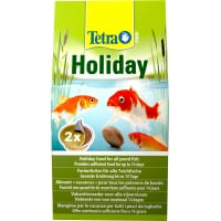 Tetra Pond Holiday 14 jours pour poissons de bassin