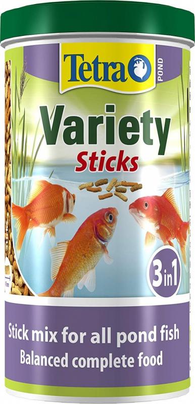 TetraPond Variety Sticks 4 L