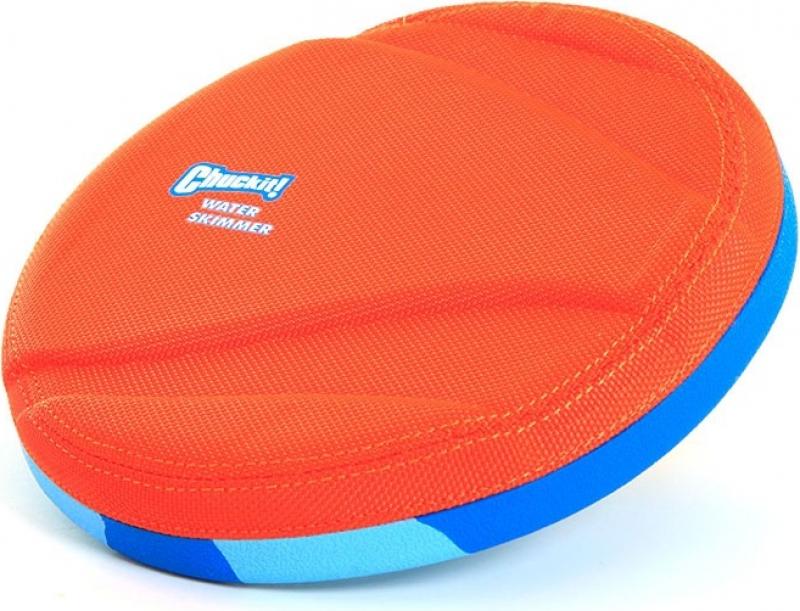 Frisbee flottant pour chien Water Skimmer de Chuckit!