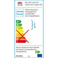 Acuario JUWEL Vision 260 LED
