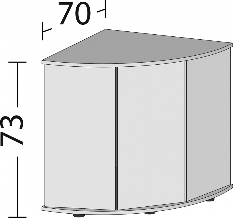 Mueble SBX JUWEL Trigon 190