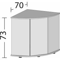 Meuble SBX JUWEL Trigon 190