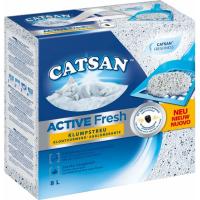 Litière agglomérante pour chat CATSAN™ACTIVE FRESH