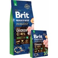 BRIT Premium By Nature Adult XL pour Chien adulte de Très grande taille