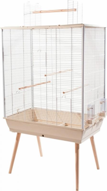Cage perruches NEO Jili XL - plusieurs coloris - H 132cm