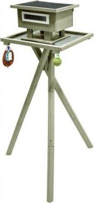 Comedero surelevado Morzine para pájaros silvestres, 141. 8cm