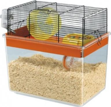 Jaula para pequeños roedores TOPY
