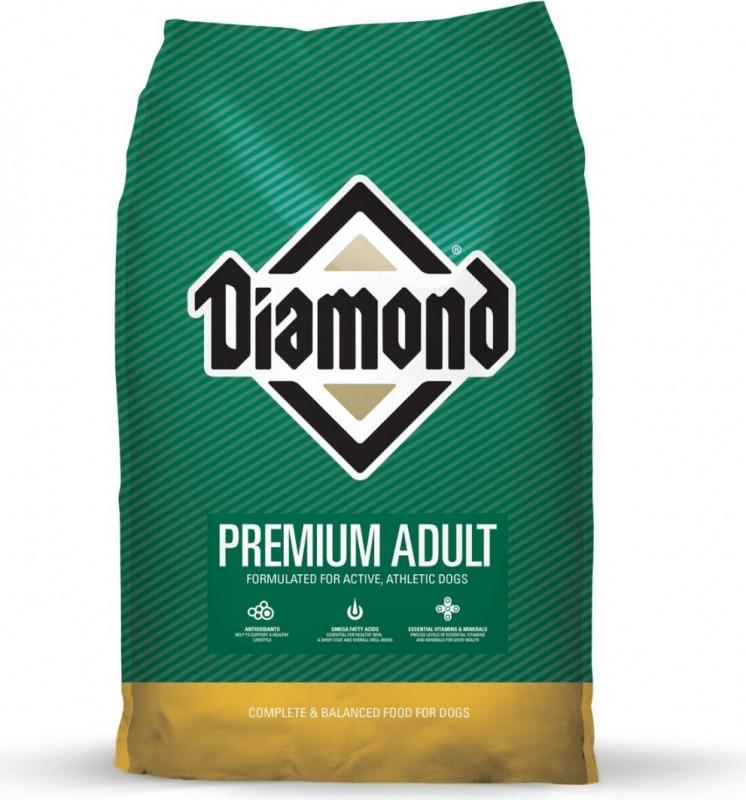 DIAMOND Premium Adult au Poulet pour Chien Actif