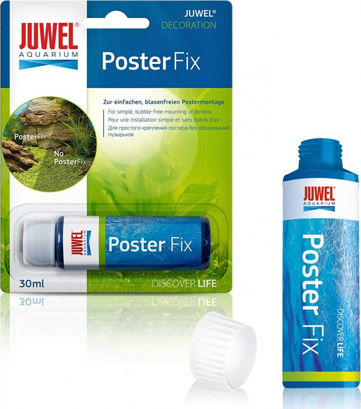 Juwel Poster Fix Colle pour poster de fond