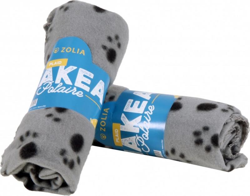 6e5a425df60c Manta polar para perro y gato ZOLIA Makéa - 100cm